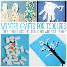 Simple Winter Crafts For Toddlers Easy Peasy And Fun Free Coloring Pages