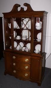 China Cabinet mahogany china cabinet antique china cabinet