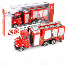 Kid Simulation Alloy Car Models Mini Engineering Vehicles Metal ... Kdw Diecast 150 Water Fire Engine Car Truck Toys For Kids Playing With A Tonka 1999 Toy Fire Engine Brigage Truck Ladders Vintage 1972 Tonka Aerial Photo Charlie R Claywell Buy Metal Cstruction At Bebabo European Toys Only 148 Red Sliding Alloy Babeezworld Nylint Collectors Weekly Toy Pinterest Antique Style 15 In Finish Emob Classic Die Cast Pull Back With Tin Isolated On White Stock Image Of Handmade Hand Painted Fire Truck