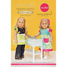 Amazoncom Simplicity 1793 Childs Dress Set And 18Inch Doll
