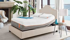 three tempurpedic adjustable bed for convenience rest homeliva