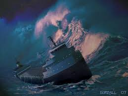 what sank the ss edmund fitzgerald infobarrel
