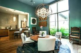 Dining Room Lighting Height Medium Size Of Ideas For Living With No Ceiling Light Modern Chandelier