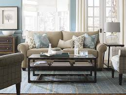 Rowe Nantucket Sofa With Chaise by Sofas Sectionals And Loveseats By Bassett Natuzzi Rowe U0026 Miles