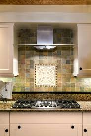 cover ceramic tile backsplash kitchen yellow walls white cabinets