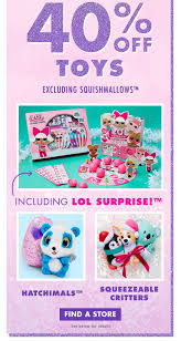 ▷ Toys-a-palooza: 40% Off Toys TODAY ONLY In Stores ... 30 Off E Beanstalk Coupons Promo Discount Codes Justice Off A Purchase Of 100 Free Shipping End Walgreens Black Friday 2019 Ad Deals And Sales Squishmallow Plush Pink Penguin 13 Squishmallows Next Level Traing Home Target Coupon Admin Shoppers Drug Mart Flyer Page 7 Marley Lilly Code March 2018 Itunes Cards Deals Kellytoy 8 Inch Connor The Cow Super Soft Toy Pillow Pet Toysapalooza 40 Toys Today Only In Stores