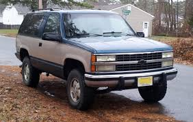 1993 K1500 Blazer | GMT400 - The Ultimate 88-98 GM Truck Forum