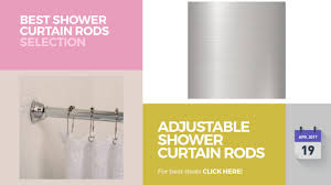 Graber Arched Curtain Rods by Adjustable Shower Curtain Rods Best Shower Curtain Rods Selection
