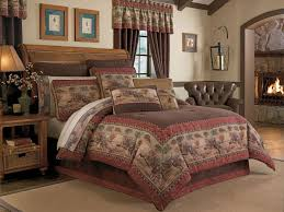 Image Of Rustic Bedding Collections Luxury