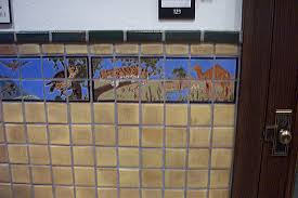 architectural tiles glass and ornamentation in new york december