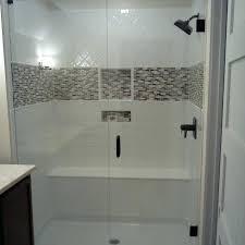Bathtub Doors Home Depot by Glass Bathtub Enclosure Windpumps Info