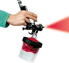Best Hvlp Sprayer For Cabinets by Amazon Com 3m 16570 Accuspray 1 8 Mm Model Hg09 Spray Gun Automotive