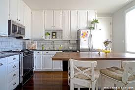 houdan cuisine houzz kitchen backsplash with classique chic cuisine décoration