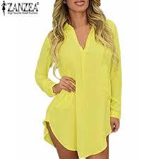 popular long sleeve chiffon dress buy cheap long sleeve chiffon