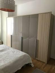 schlafzimmer schrank bett kommode kleiderschrank komplett