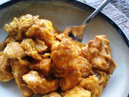 Paleo Pumpkin Chicken Chili by Pumpkin Cream Chicken Casserole