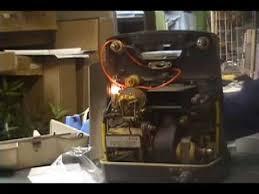 repair elmo 8mm projector fp a