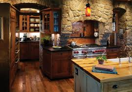 Gallery Images Of The Country Rustic Kitchen Design