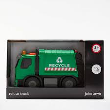 John Lewis Refuse Lorry, Small At John Lewis