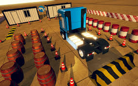 100 Truck Parking Games Simulator Real Car Android