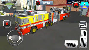 Rescue Fire Truck Simulator | Driving School 2018: Free Games ...