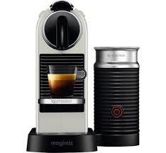 Magimix Nespresso CitiZ Milk M195 White