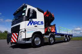 New & Used Crane Trucks & Crane Lorries For Sale