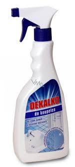 aufkleber für badezimmer auf kalk und abgesetztem schmutz 450 ml spray