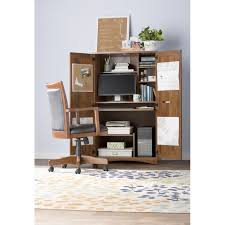 Furniture: Great Desk Armoire For Desk Computer — Fujisushi.org Armoire Cool Compact Computer For Home Apartments Comfy Office Fniture Set Ideas With Wooden Cherry Wood Desk Symbol Of Elegance All Home Amazoncom Sauder Harbor View Antiqued Paint Small Tv Stands Corner Flat Screens Tall Ana White Aka My New Office Diy Projects Pating With Antique Oak Clawfoot Mirrored Chifferobe Wardrobe Armoire Computer Desk Abolishrmcom Black Jen Joes Design Frame Above Space