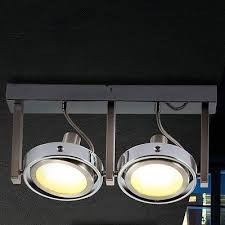 4x 384 lm design led küchen decken le 19 2 w warmweiß