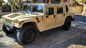 1992 Hummer H1 4-door Truck Original Condition. 10,896 Actual Miles. 2003 Used Hummer H1 Truck Body Ksc2 2 Man Rare Model That Time I Traded An Audi S4 For A Hummer H1and 1994 4 Hard Top Sale In Orange County Ca Stock Front And Rear Differential Cover Sale Los Angeles 90014 Autotrader Military Humvee Hmmwv Utah Nationwide For Buying A Is Lot Harder Than You Might Think Rasheed Wallace Dreamworks Motsports Diy Am General Announces New 59995 Civilian Cseries 2000 Classiccarscom Cc704157