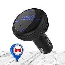 Bluetooth FM Transmitter Smart Car Locator CHGeek Wireless Car