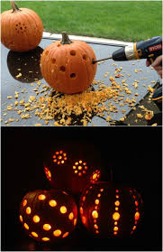 Pumpkin Carving Drill by 70 Creative Pumpkin Carving And Decorating Ideas You Can Easily