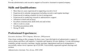 resume administrative assistant objective resume exles