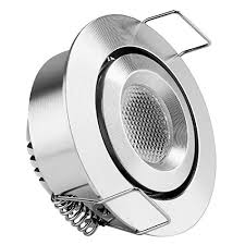le 1 5 inch led cabinet lighting 1w 12v dc 80lm 10w