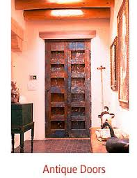 Antique Doors Spanish Colonial Old Mexican