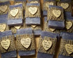 45 Rustic Favors
