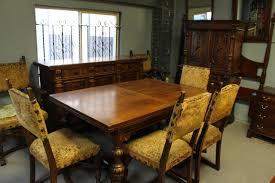 Tonawanda Woodworks - Jacobean Dining Room Set Circa 1920's 6 Antique Berkey Gay Depression Jacobean Walnut Ding Room Table And Four Chairs With Bench Luxury Wood Set Of Eight Solid Carved Oak 1930s Or Gothic Style Kitchen Design Sets This Is Fantastic A Superb Large Oak Refectory Table Size 121 X 242cm Togethe Lovely Top Result 50 Pair Ethan Allen Royal Charter Side Early 20th Century Revival Lot 54 Mahogany Six Jacobean Chair Artansco