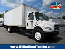 100 2012 Truck Of The Year FREIGHTLINER M2106 BOX VAN TRUCK FOR SALE 3122