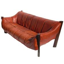 brazilian leather sofa by percival lafer sofa shopping