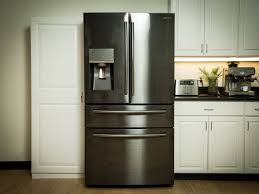 Samsung Counter Depth Refrigerator by Samsung Rf28jbedbsg Review Cnet