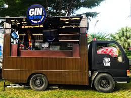 100 Nations Truck 15 Gin Nation By Ginebra San Miguel My Davao City