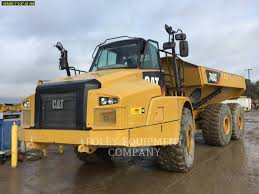 2015 CATERPILLAR 745C, Topeka KS - 5003847584 - Equipmenttrader.com
