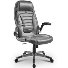 Merax Comfy Office Chair Ergonomic Computer Chair High-Back Executive Chair  Height Adjustment Gaming Recliner Chair Support 300Lb Modern Desk Chair ... Hot Item Upholstered Commercial Executive Office Fniture Recliner Comfy Computer Mesh Swivel Desk Chair For Cubicles Office Chair Cute Folding Furnithom Black Comfy Padded Desk With Depop Chairs For Home Decorating Modern Ideas Enthralling Wonderful Walmart Brilliant Inside Classy Tables On Colored Student L Details About Techni Mobili And Classy