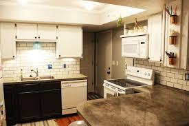 Kitchen Tile Backsplash Ideas With Dark Cabinets by 100 Kitchen Tile Backsplash Design Ideas Best 25 Dark