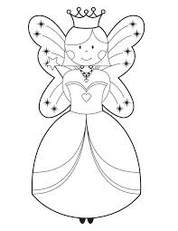 Free Printable Coloring Pages Simple For Little Ones I Used Some Of The