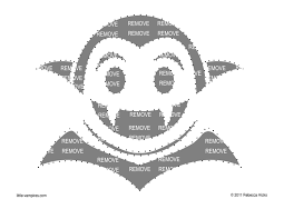 Mickey Mouse Halloween Stencil by How To Sports 76 U2013 Little Vampires