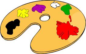Artist Tools Clip Art 29