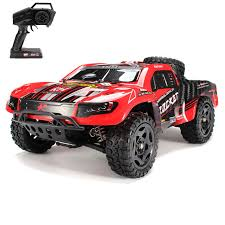 100 Waterproof Rc Trucks For Sale REMO 1621 116 RC Truck Car 50kmh 24G 4WD Brushed Short
