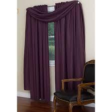 Boscovs Window Curtains by Hampton Solid Microfiber Curtain Collection Boscov U0027s
